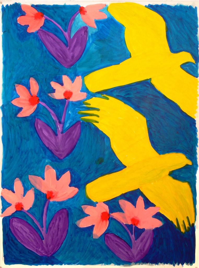 Flowers ans birds, 2007