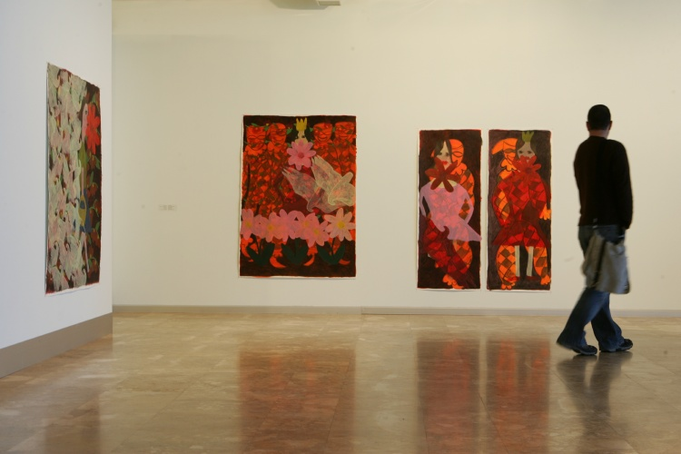 Raw and Cooked, 2007 | exhibition view