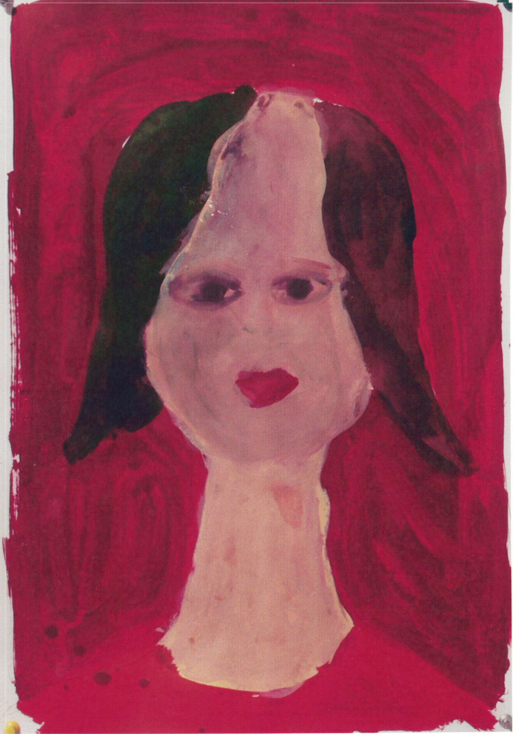 A girl's portrait, 2006