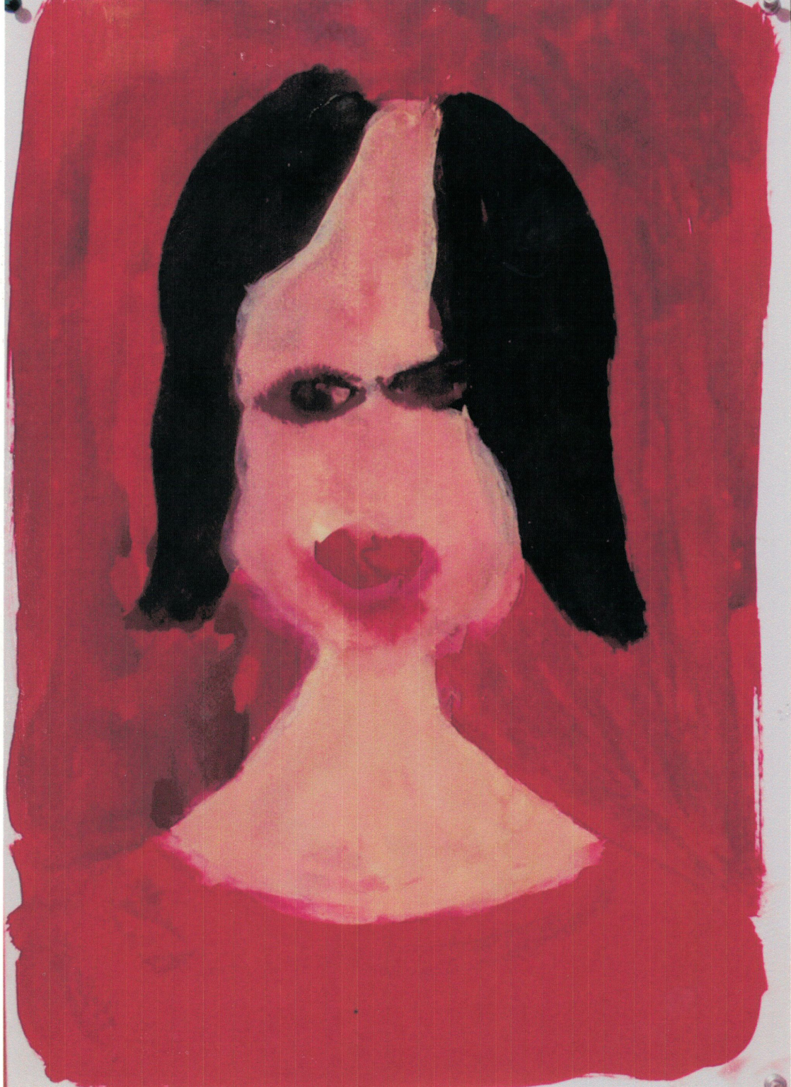A girl's portrait, 2006